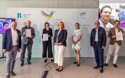 Europäischer Kulturpreis an RfP International